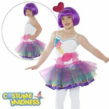 Mini Candy Girl Costume- Child Girl Outfit Fancy Dress