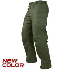 Condor STEALTH Tactical Operator Pants OLIVE Stretchable Rip-Stop Cargo Pockets