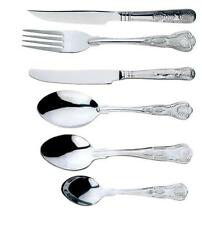36 Piece Kings Cutlery Sets-3 Different Sets-Stainless Steel-Catering-Cutlery