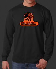 Rollerball Sci-Fi Cult Classic 1975 70s Long-Sleeve Black T-Shirt James Caan