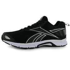 Reebok Tripple Hall 5.0 Running Shoes Mens Black/Silver Sports Trainers Sneakers