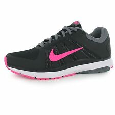 Nike Dart 12 Running Shoes Womens Black/Pink Run Fitness Trainers Sneakers