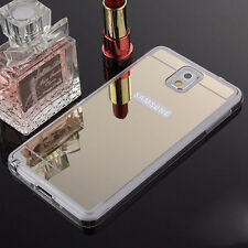 Luxury Ultra-thin Soft Silicone TPU Mirror Case Cover For Samsung Phones Xmas