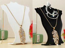 Pendant Necklace Earring Jewelry Holder Pendant Chain New Display