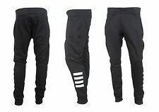 Fleece Jogging Running Gym Trousers Men's Tracksuit Bottoms Sports Sweat Pants
