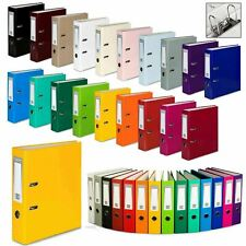 1 5 10 A4 Large 75mm Lever Arch Files Folders Stationery Metal Document Storage