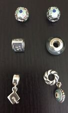 Authentic Pandora Charms 925 ALE Pandora Charm Bracelets Love European Charms