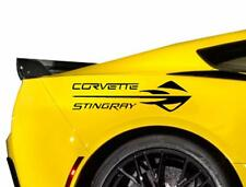 NEW Quality CORVETTE STINGRAY C7 Emblem Decal Sticker Fits Chevrolet Corvette