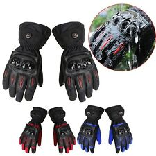 Pro-biker Motorcycle Racing Winter Bicycle Cycling Warm Gloves Windproof New