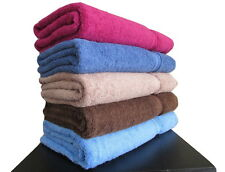 100% Egyptian Cotton Hand Bath Towel Large Sheet 600gsm Soft Absorbent Durable
