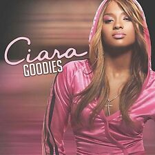 MINT Goodies by Ciara (CD, Sep-2004, LaFace)