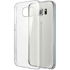 NEW V6 Thin Transparent Clear Soft Silcone Gel Plastic For Samsung Case Cover