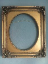 A Large Antique Style Gold Gilt Rococo Baroque Picture Art Frame