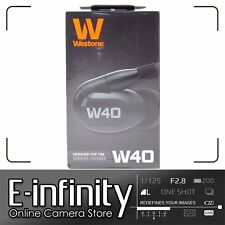 NEW Westone W40 Quad-Driver with 3-Way Crossover In-Ear Monitor Headphone