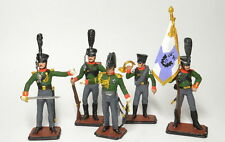 Tin soldiers. A set of tin soldiers Prussian army of 1805 54 mm