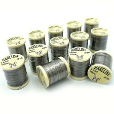 LEAD or LEAD-FREE WIRE Fly Tying Spool - Size .010 .015 .020 .025 .030 .035 NEW!