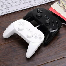 New Classic Wired Game Controller Remote Pro Gamepad Shock For Nintendo Wii ST