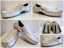 ALDO 100% ITALIAN LEATHER LOAFERS Driving Shoes Car Shoes UK 7 EUR 40 RRP £ 75