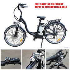 Electric Bicycle eBike Powerful 250W Motor Lithium 36V City Bicycles e-bike AU