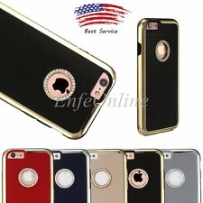 Hybrid Shockproof Hard + Soft TPU Case Cover Skin For Apple iPhone 6 & 6S 4.7''