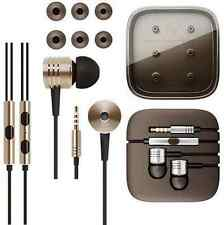 WITH Mic Stereo 3.5mm Piston In-Ear Earphone Headphone Remote  For iPhone Xiaomi