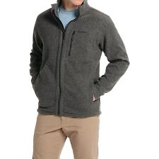 Simms Fly Fishing Rivershed Full Zip Sweater Jacket - UPF 30 - Choose Color Size