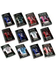 Personalised Football Club Team History Book, Fathers Day, Birthday Gift Idea