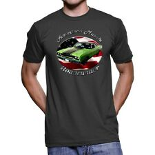 Plymouth Roadrunner American Muscle Men's T-Shirt