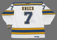 GARRY UNGER St. Louis Blues 1975 CCM Vintage Throwback NHL Hockey Jersey