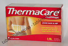 Thermacare HeatWraps Lower Back & Hip  1 - 2 - 3 Pieces