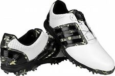 NEW MENS ADIDAS TOUR 360 X BOA CAMO LTD ED. GOLF SHOES WHITE F33381 -PICK A SIZE