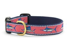 Petite dog collar Up Country Saltwater Fish small dog collar