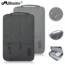 Laptop Sleeve Carry Case Bag Pouch For 11 13 15 MacBook Pro Retina Air Notebook