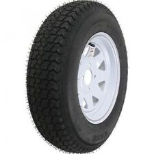 Loadstar Bias Tyre and Wheel (Rim) Assembly ST205/75D-15 C Ply. Free Shipping