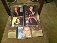 Michael Bolton 5 CD LOT Joy to the World, Early Years, Timeless 1 & 2, Time Love