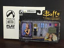 Buffy the Vampire Slayer PALZ VAMPIRE BUFFY Figure ToyFare Exclusive! NEW! 100%