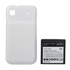 3500mAh Extended Battery + Back Cover For Samsung I9000 Galaxy S