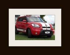 """10"""" Plain Rally stripe set Stripes Graphics Graphic Decals Fit All Year Kia Soul"""