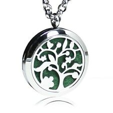 Necklace Locket Charming Aroma Perfume Diffuser Chic Hot Sale Polished Pendant