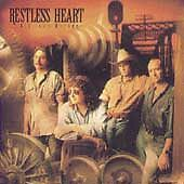 Big Iron Horses by Restless Heart (CD, Oct-1992, RCA)