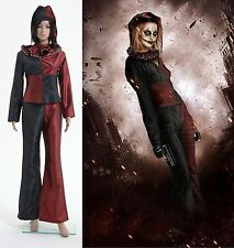 Batman 3 III The Dark Knight Rises Harley Quinn Cosplay Costumes Halloween Party