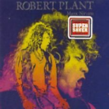 Manic Nirvana by Robert Plant (CD, Mar-1990, Es Paranza)
