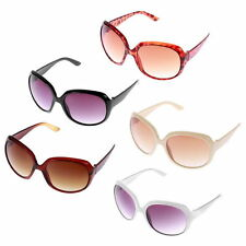 New Nice Women's Retro Vintage Shades Oversized Designer Sunglasses DE