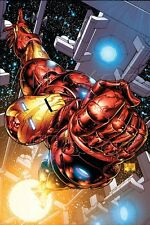 Marvel The Invincible Iron Man No.1 Cover: Iron Man Poster