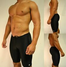 TYR Men's Solid Jammer Swim Suit Competition Performance Spandex Shorts RJAM1A