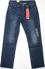 Levi's 514 Straight Fit MOTION Jeans-NEW-faded Indigo Performance stretch Levis