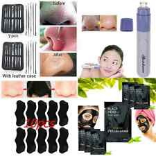 Facial Skin Cleansing Makeup Pore Face Nose Cleaner Blackhead Zit Acne Remover
