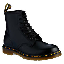 Dr.Martens 1460 8 Eyelet Smooth Black Womens Boots
