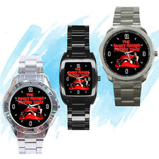 NEW Wrist Watch Stainless Sport Barrel Rocky Horror
