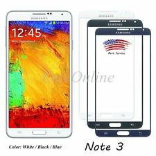 Outer LCD Screen Glass Lens Replacement Part For Samsung Galaxy Note 3 III N9000